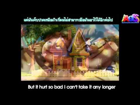 Westlife   I Wanna Grow Old With You Lyrics+Thaisub