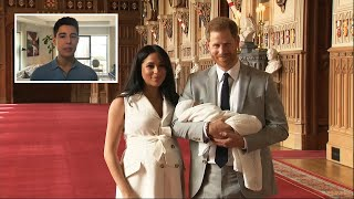 video: Watch: Harry and Meghan's friends 'wanted to set the record straight'