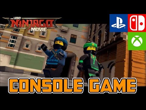 First Ninjago Console Game! - Unscripted Analysis - The LEGO Ninjago Movie (2017)