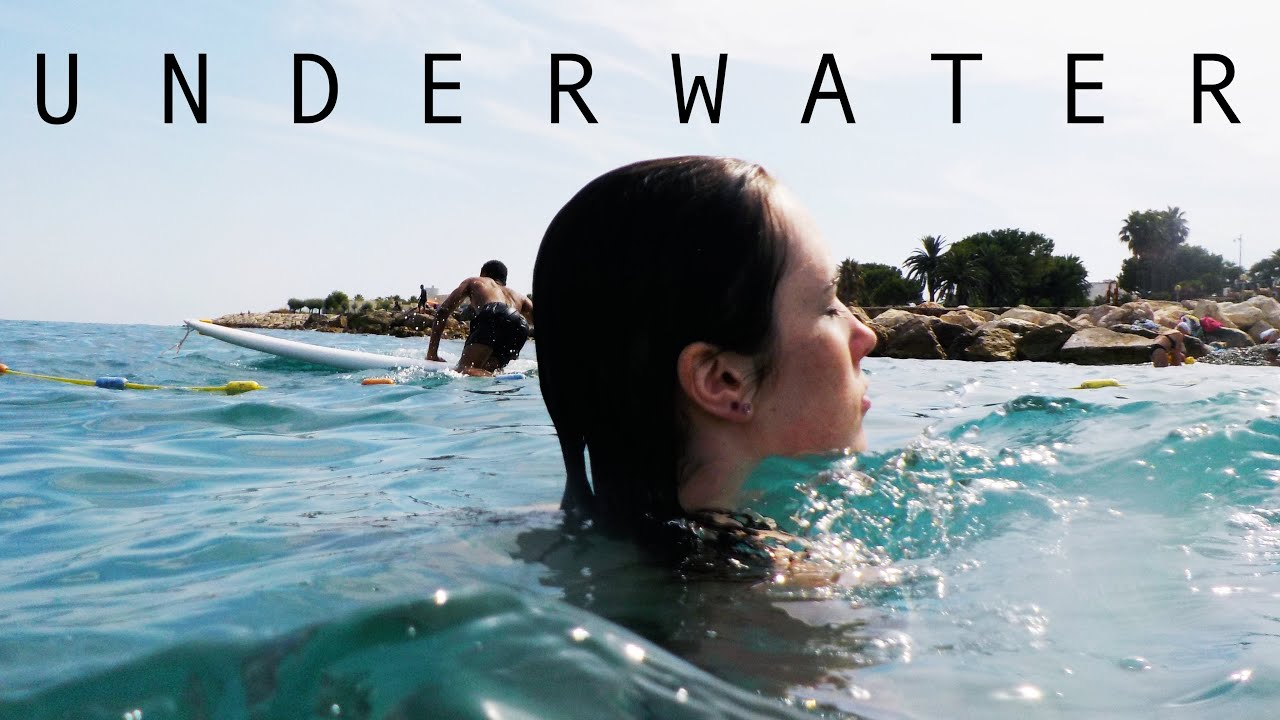 underwater sex Underwater #2 (sea sex and sun)