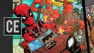 Deadpool Kills Deadpool: Kidpool w/Lightsabers