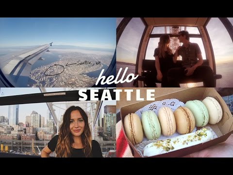 Hello Seattle! | Vlog