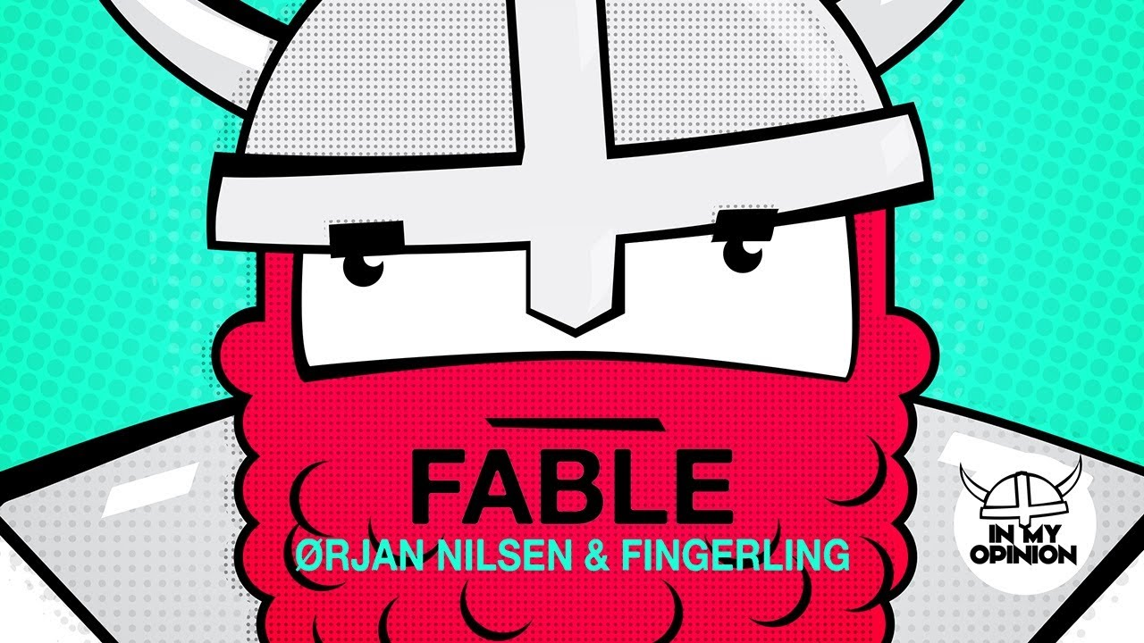 Orjan Nilsen & Fingerling - Fable (Original Mix)