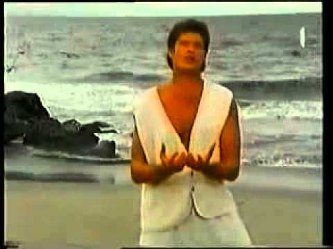 "David Hasselhoff- ""Du"" - Official Music Video"