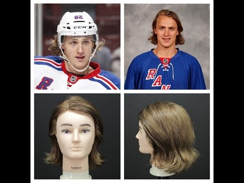 Carl Hagelin Haircut Tutorial - NY Rangers