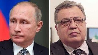 Putin responds to killing of Russia's ambassador to Turkey