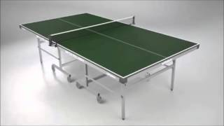 Butterfly Match Rollaway 22 Table Tennis Table
