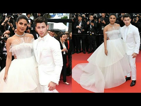 *Full Video* Nick Jonas And Priyanka Chopra Walk Hand-In-Hand At Cannes Red Carpet 2019 | Nickyanka