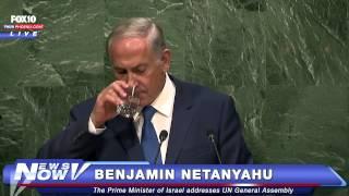 FNN: Netanyahu Slams Iran Deal at UN