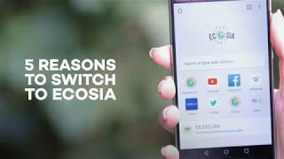 5 Reasons to Switch from Google to Ecosia