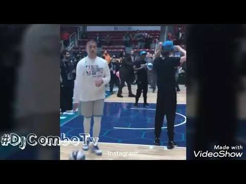 Justin Bieber NBA All Star Celebrity Game  Highlights Part –