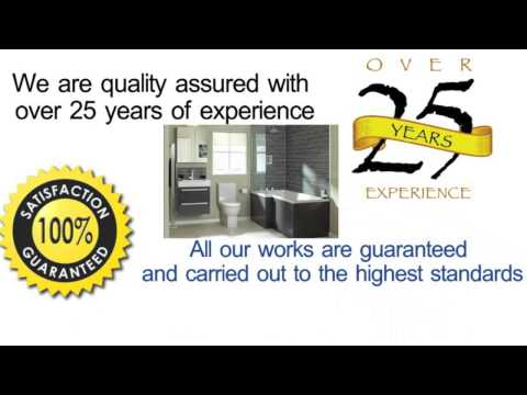 Bathroom Fitters Surrey - Bathroom Installations Surrey