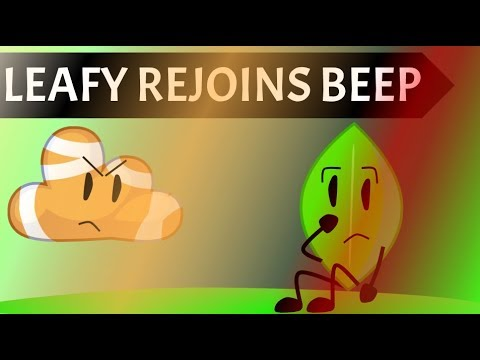 BFB THEORIES: What if Leafy rejoined BEEP again?