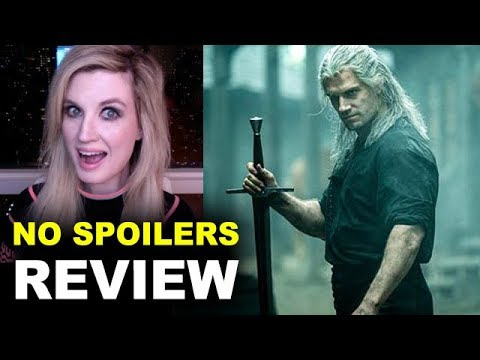 The Witcher Netflix REVIEW