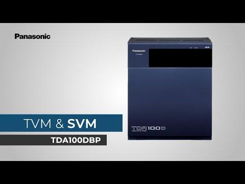 TDA100D-Correo de Voz TVM y SVM