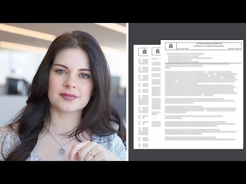 How to get your police report through a Freedom of Information request with Robyn Doolittle