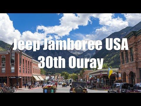 Jeep Jamboree USA 2017 - 30th Ouray (4K)