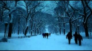 Падал снег (христианский видеоклип)
