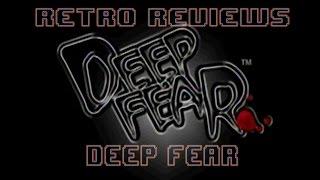 Deep Fear Sega Saturn Review