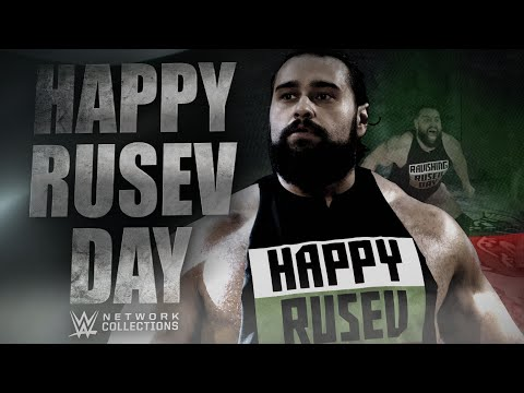 Rusev: Happy Rusev Day (WWE Network Collection Intro)
