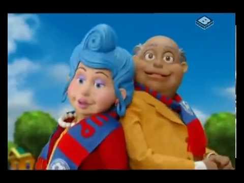 LazyTown - All Together Dutch