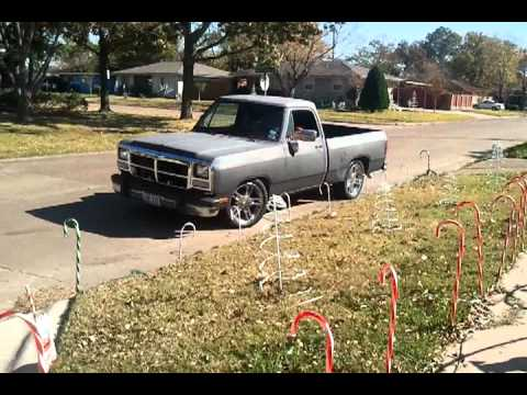 92 dodge ram youtube. Black Bedroom Furniture Sets. Home Design Ideas