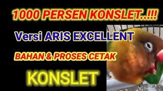 Download lagu WAJIB PAHAM Bahan LOVEBIRD  yng bisa KONSLET dan PROSES CETAK KONSLET versi ARIS excellent