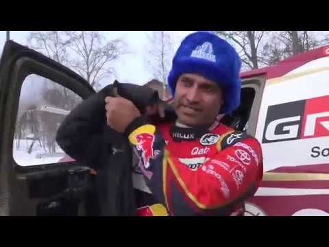 "Baja Russia Northern Forest 2018 - Winner Nasser Al Attiyah ""this is the best rally"""
