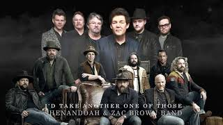 Shenandoah and Zac Brown Band - I'd Take Another One of Those (Audio Only)