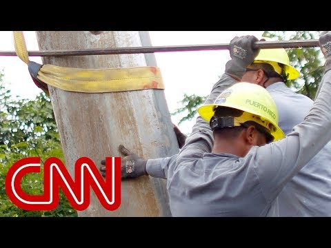 Thumbnail: Puerto Rico without power as Hurricane Maria heads north