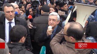 Արցախը  երբեք չի լինելու Ադրբեջանի կազմում, սա եղել է իմ կյանքի գերագույն նպատակը․ Սերժ Սարգսյան