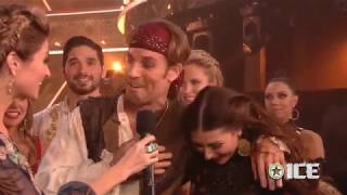 DWTS 28 - James Van Der Beek & Emma Judge's Scores | LIVE 10-14-19