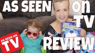 AS SEEN ON TV REVIEW! VLOG 150
