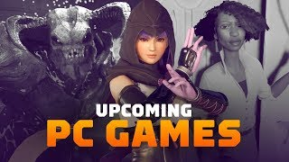 42 Big PC Games Coming in 2019