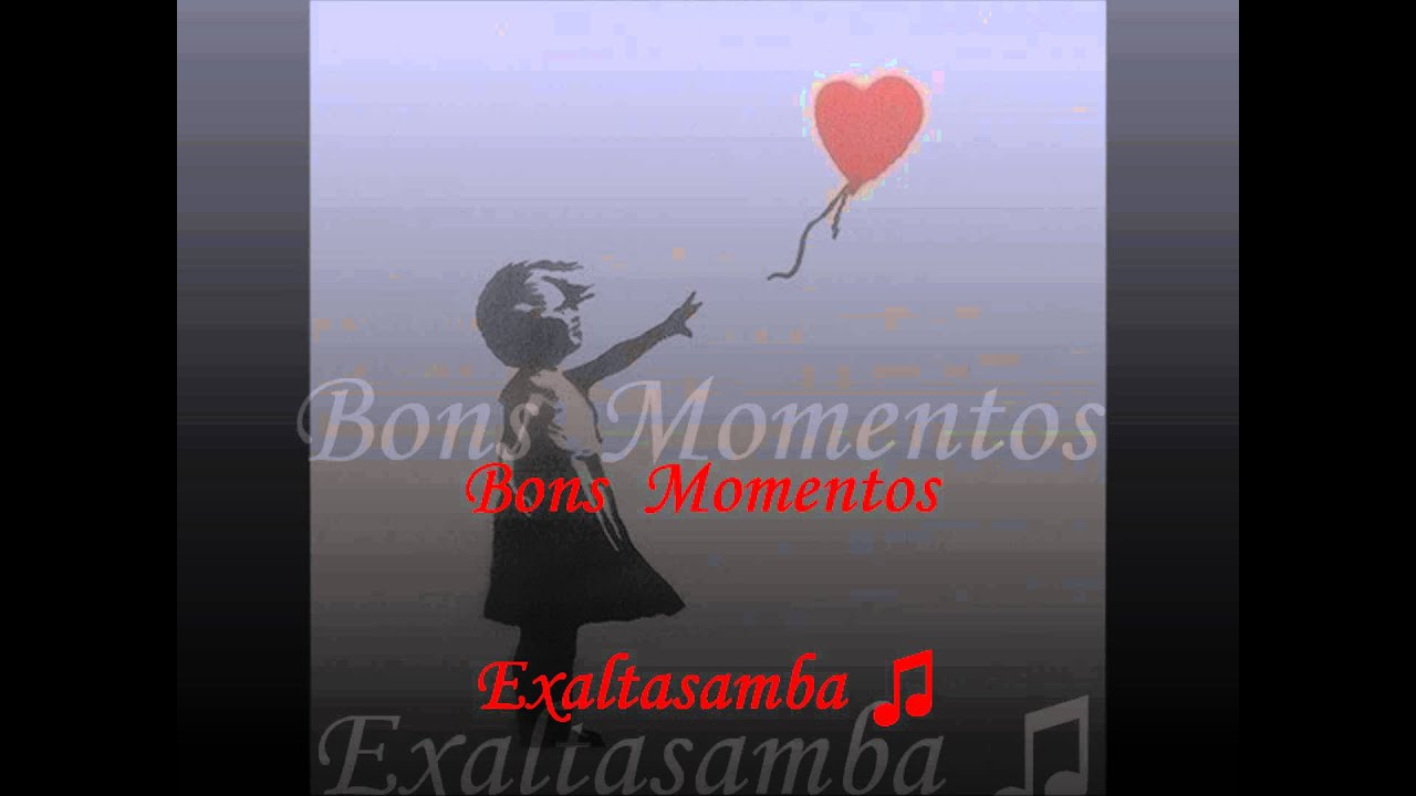cd do exaltasamba bons momentos