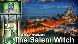 The Salem Witch - BITWA - World of Warships