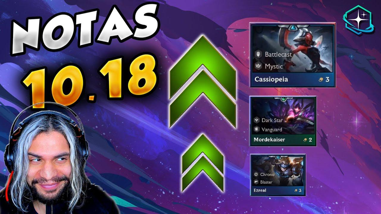 [20.20 ] NOTAS del ULTIMO PARCHE de TFT 20 Parche del MUNDIAL   Teamfight  Tactics LOL Español