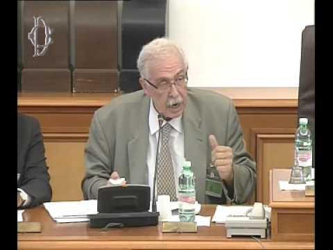 Roma - Audizione Agenzia nazionale per sicurezza ferrovie (27.05.14)