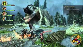 Dragon Age : Inquisition (Xbox One) Gameplay
