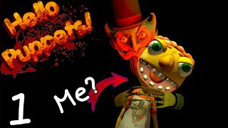 I'M BEING POSSESSED BY PUPPETS! - Hello Puppets! VR Gameplay Part 1