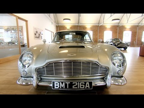 Best Classic Car Moments - Fifth Gear