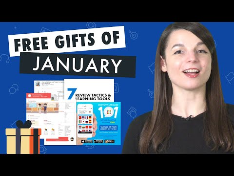 FREE Vietnamese Gifts Of January 2020