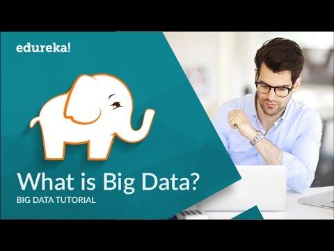 What Is Big Data   Big Data Explained   Big Data Hadoop Tutorial   Big Data Training   Edureka