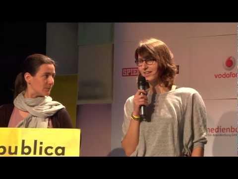 re:publica 2012 - Online-Kampagnen für NGOs - Eine Fehlersuche on YouTube