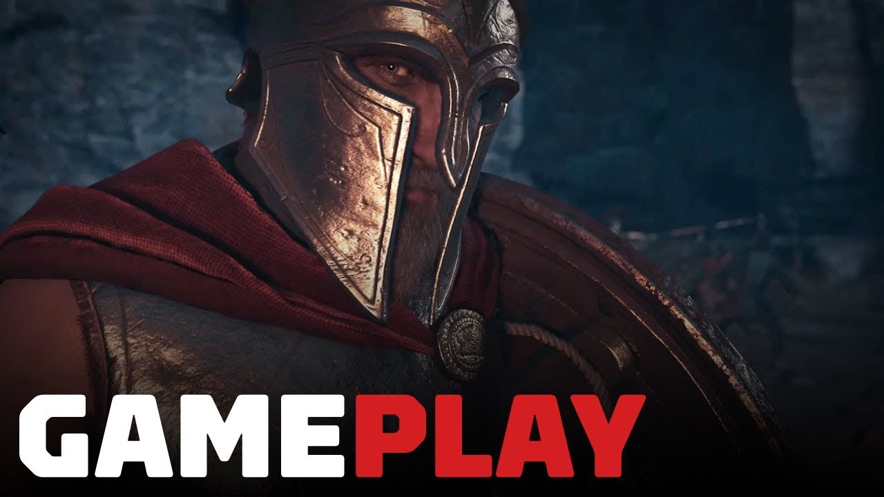 Assassin S Creed Odyssey Leonidas At Thermopylae Gameplay Youtube