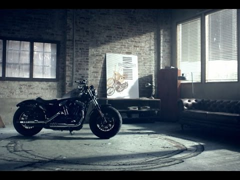 Inspiration | 2016 Harley-Davidson Motorcycles