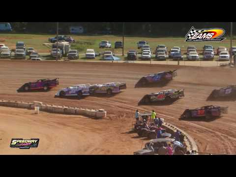 602 Late Model B-Mains @ East Alabama Motor Speedway Sept. 22, 2019