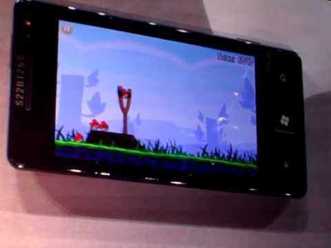 Angry Birds Win Phone 7