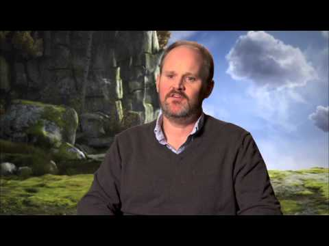 HOW TO TRAIN YOUR DRAGON 2 - Gil Zimmerman (Head Of Layout) Interview