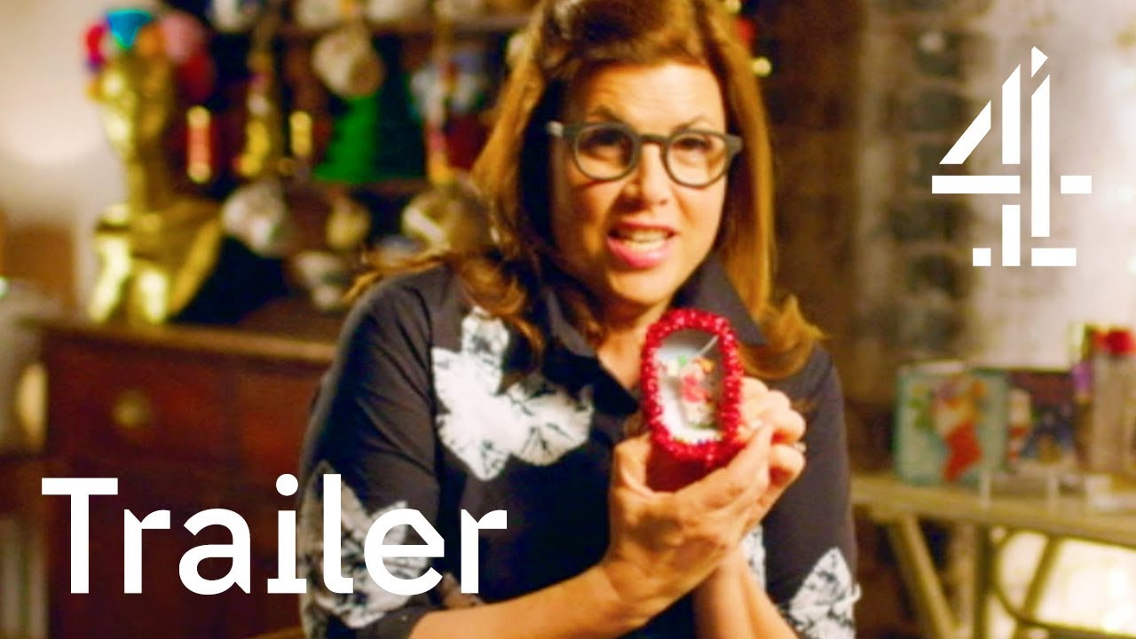 TRAILER | Kirstie's Handmade Christmas | Watch Now On All 4 - YouTube